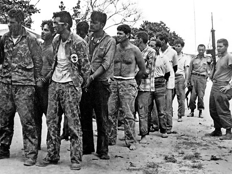 La Invasion por Playa Giron, or Bay of Pigs Invasion