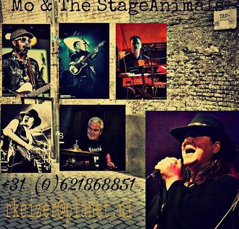 Mo & The StageAnimals, nieuw met een bak ervaring