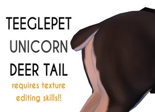 Snode - Deer Tail (Unicorn)