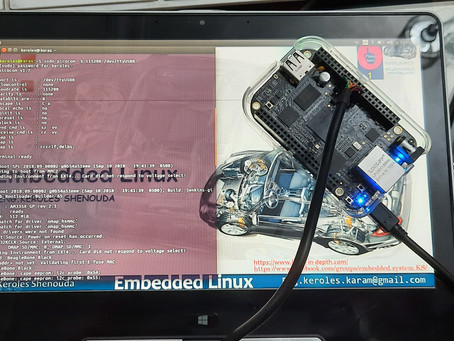 Embedded Linux (PART 8)