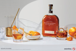 Celebrate Old-Fashioned Week with Bourbon to Inspire the Senses.