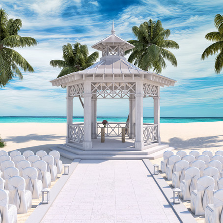 The Top Destination Wedding Resorts of 2020
