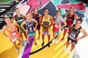 Super Netball will split season in two for 2019 World Cup