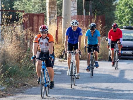 """Um desafio """"impossível"""" de ciclismo (parte um)"""