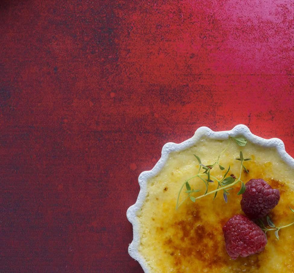 krembriulė, creme brulee, degintas kremas, desertas, receptai, Alfas Ivanauskas, verdu ir kepu