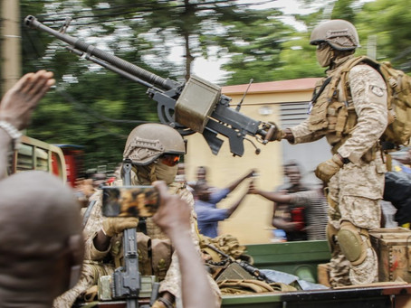 Mali Coup: UN Security Council Orders Soldiers To Return To Barracks