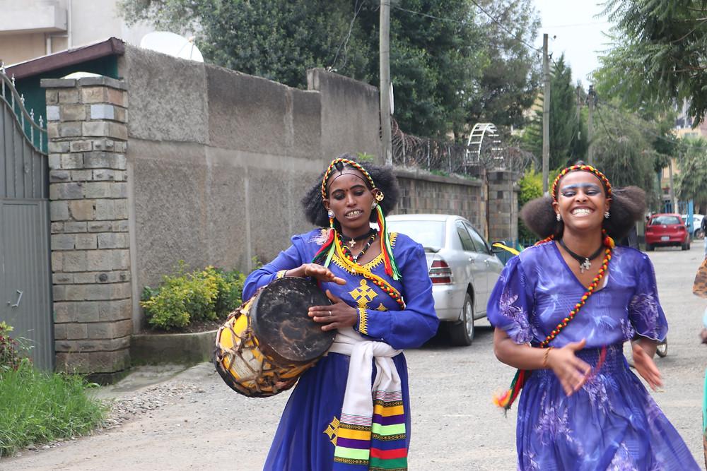 Ashenda womens singing