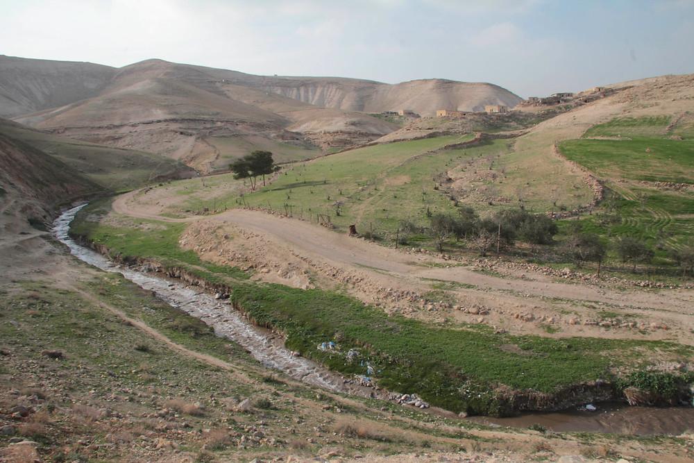 Desert streams