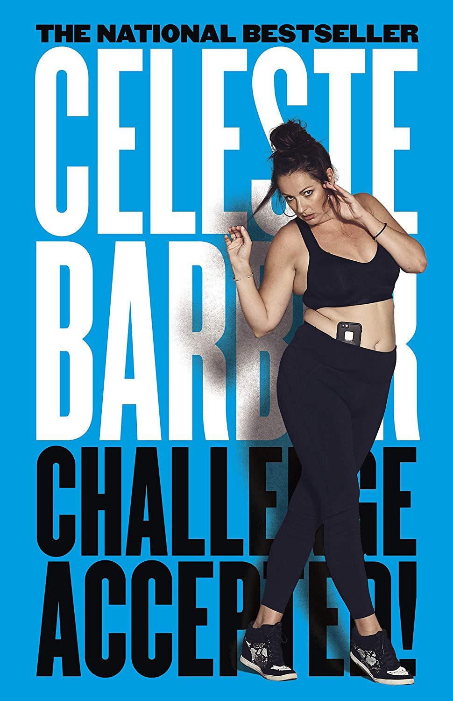 Challenge Accepted by Celeste Barber : the book slut book reviews thebookslut