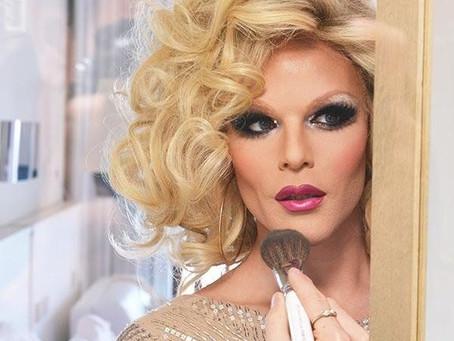 RuPaul's Drag Race Contestant Willam Belli Debuts Makeup Line  at DragCon