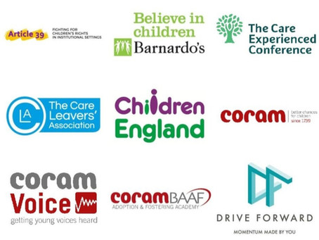 We Joined 26 other children's rights orgs to call @GavinWilliamson to move Forward with care Review