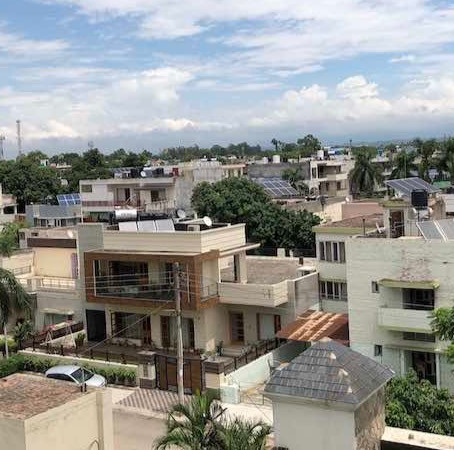 Why to install rooftop solar plant in Chandigarh