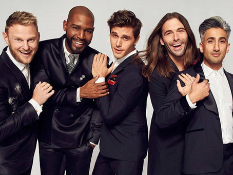 Queer Eye Takes Home Gold at Critics Choice Real TV Awards