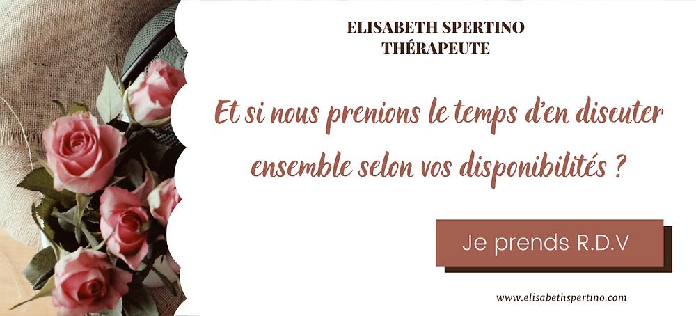 Reprendre sa vie en mains - Elisabeth Spertino Hypnose psychopraticien