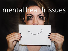 How to deal with mental health issues.