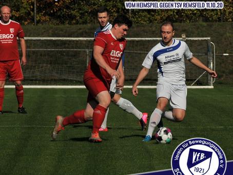 Spielbericht und Bilder 2.Mannschaft gegen TSV Remsfeld