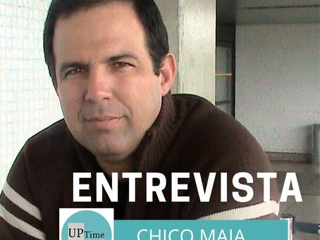 Entrevista com o Professor e Crítico de Arte Chico Maia
