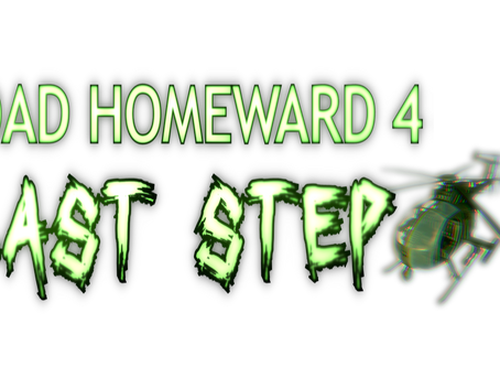 Выпуск ROAD HOMEWARD 4: last step