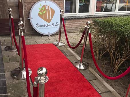 Vrijdag 14 februari: Buurten &Zo is feestelijk geopend