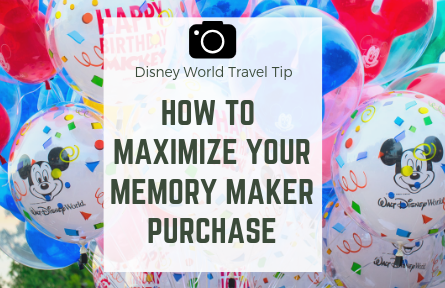 How to Maximize Your Memory Maker Purchase
