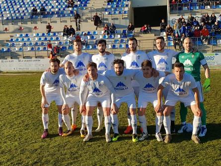 Un discreto partido, un rival superior y los errores arbitrales condenan al Villarrobledo