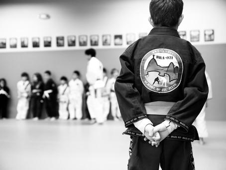 Youth Belt Ceremony