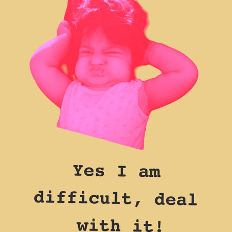 Dealing with Difficult People!
