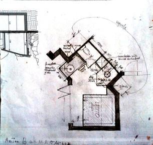 Floor Plan Option Sketch