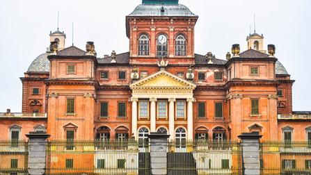 Le residenze Sabaude: Castello di Racconigi e il Palazzo Reale a Torino