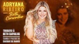 Adryana Ribeiro canta Beth Carvalho