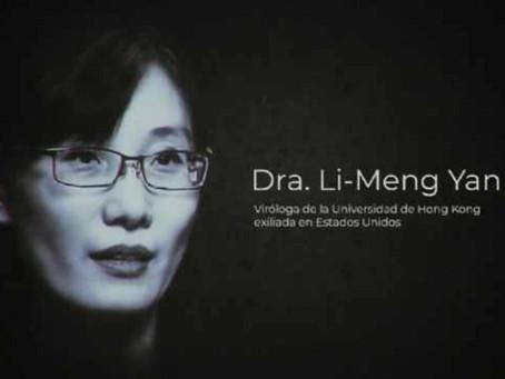 El imperialismo amaga con la propaganda para culpar a China por la pandemia: El caso de la Dra. Li-M