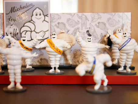 The Michelin Collectors' Store Opens