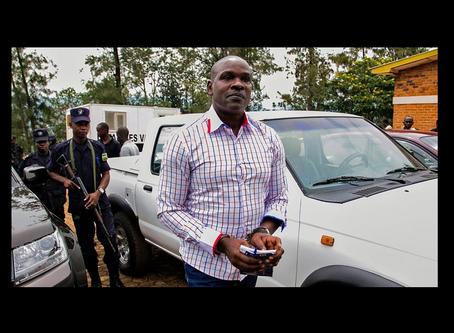 Ex-Rwandan mayor Ladislas Ntaganzwa sentenced to life for role in 1994 genocide
