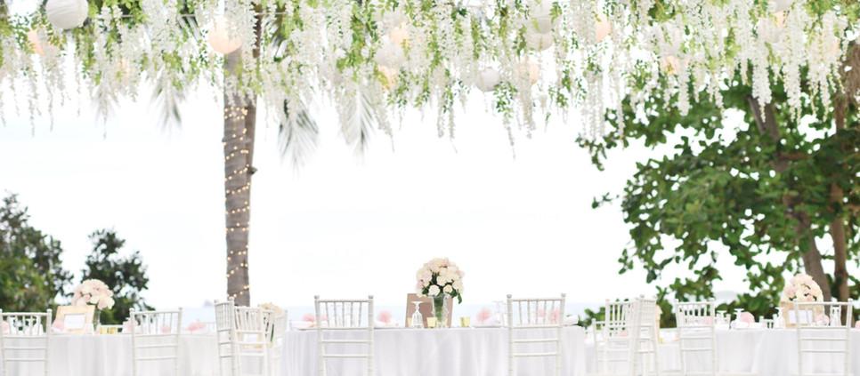 A Tropical Wedding