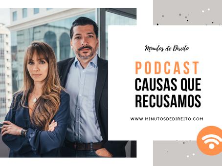 Um novo Podcast jurídico para você!