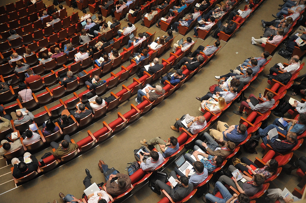 lecture hall image