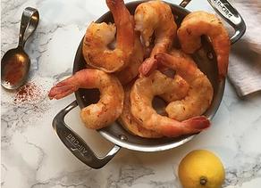 Cajun Spiced Shrimp