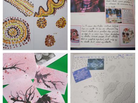 Art Examples so far...