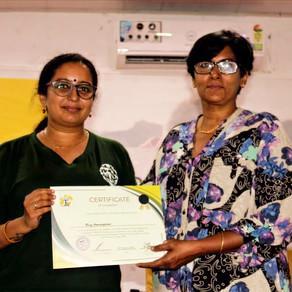 Animal protection workshop by Humane Society International, India