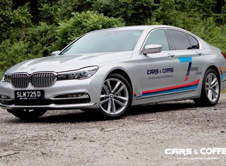 Reviewed: BMW 725d