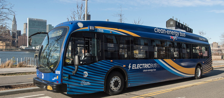 Guv Cuomo Announces Addition of 10 Electric Buses to Regional Transit Service Fleet in Rochester