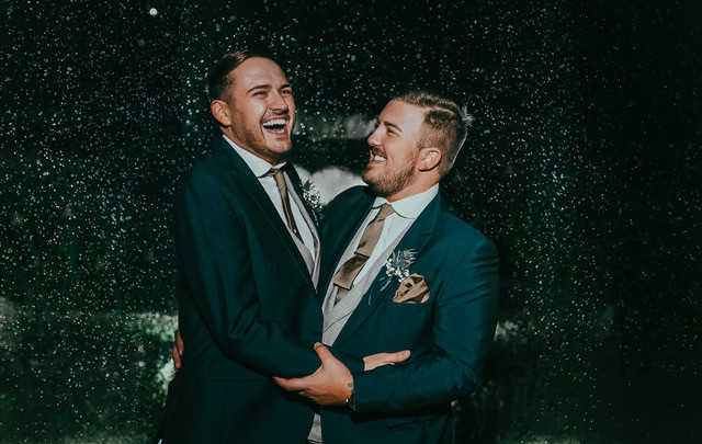 Daddy and Dad, Meet Joe and Charlie, gay dads via surrogacy