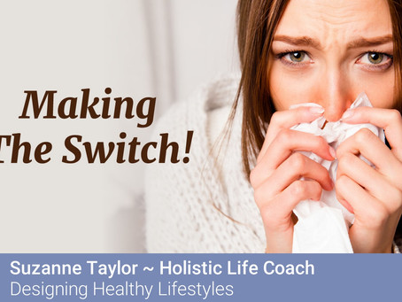 Make the Switch to Natural Solutions for Seasonal Allergies