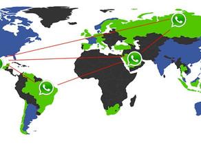 WhatsApp permite llamadas internacionales ¿lo sabías? ¡Así las puedes hacer!🌍📲👀