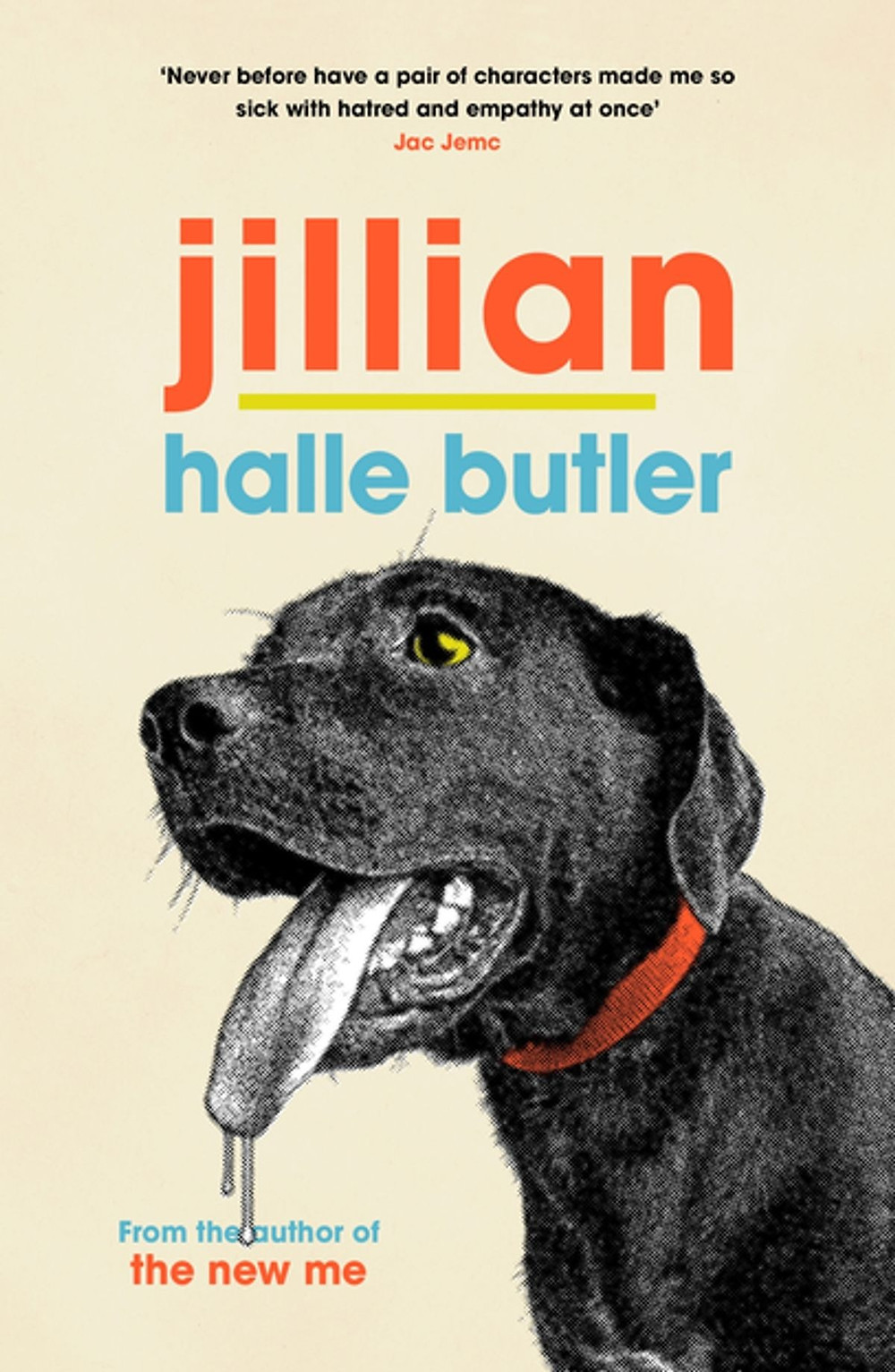"Jillian by  Halle Butler. the book slut book reviews. thebookslut The ""sublimely awkward and hilarious"" (Chicago Tribune), National Book Award ""5 Under 35""-garnering first novel from the acclaimed author of The New Me--now in a new edition Twenty-four-year-old Megan may have her whole life ahead of her, but it already feels like a dead end, thanks to her dreadful job as a gastroenterologist's receptionist and her heart-clogging resentment of the success and happiness of everyone around her. But no one stokes Megan's bitterness quite like her coworker, Jillian, a grotesquely optimistic, thirty-five-year-old single mother whose chirpy positivity obscures her mounting struggles. Megan and Jillian's lives become increasingly precarious as their faulty coping mechanisms--denial, self-help books, alcohol, religion, prescription painkillers, obsessive criticism, alienated boyfriends, and, in Jillian's case, the misguided purchase of a dog--send them spiraling toward their downfalls. Wickedly authentic and brutally funny, Jillian is a subversive portrait of two women trapped in cycles of self-delusion and self-destruction, each more like the other than they would care to admit. Product Details Price $16.00  $14.72 Publisher Penguin Books Publish Date July 07, 2020 Pages 208 Dimensions 5.2 X 0.5 X 7.4 inches 