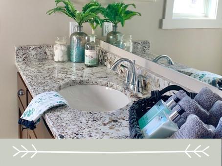 Room-By-Room Challenge- #1 Bathroom Part 1