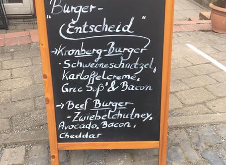 Burgerentscheid: Kronberg vs. Beef Burger
