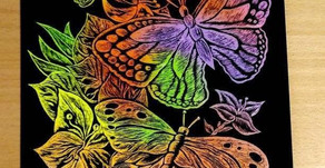 Butterflies... Farfalle...