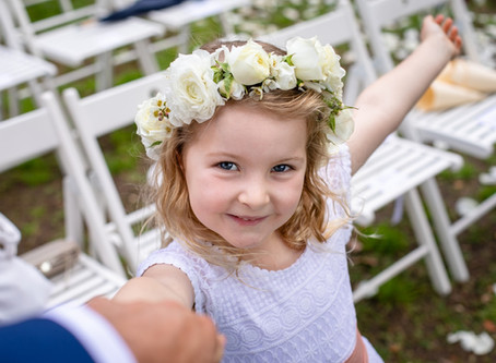 Queenstown Wedding Season is in Full Swing - Top 5 tips for having children at a wedding…or not!