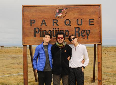 1er. Viaje de Investigación a Tierra del Fuego